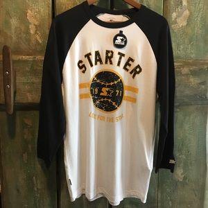 Starter Baseball style shirt